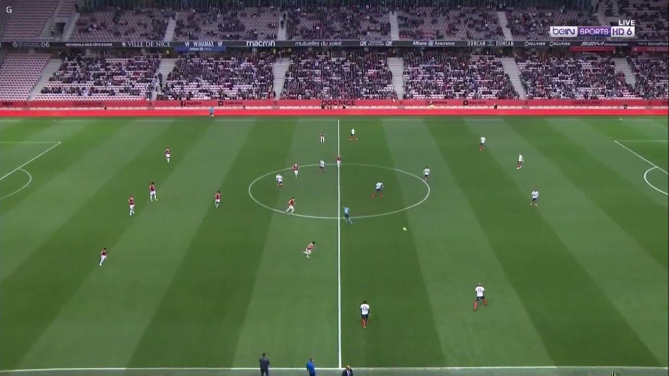 20-04-2019 - Nice 0-1 Caen