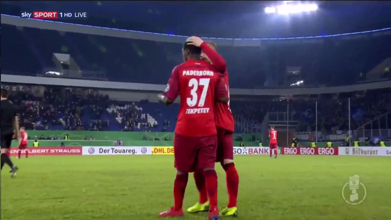 05-02-2019 - MSV Duisburg 1-3 SC Paderborn 07 (DFB CUP)