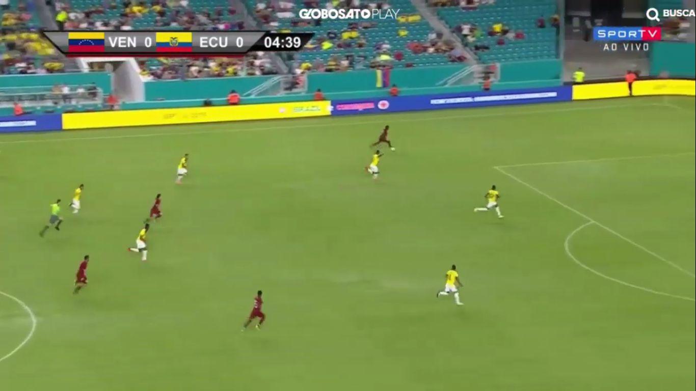 02-06-2019 - Venezuela 1-1 Ecuador (FRIENDLY)