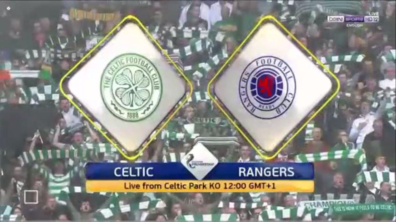 02-09-2018 - Celtic 1-0 Rangers