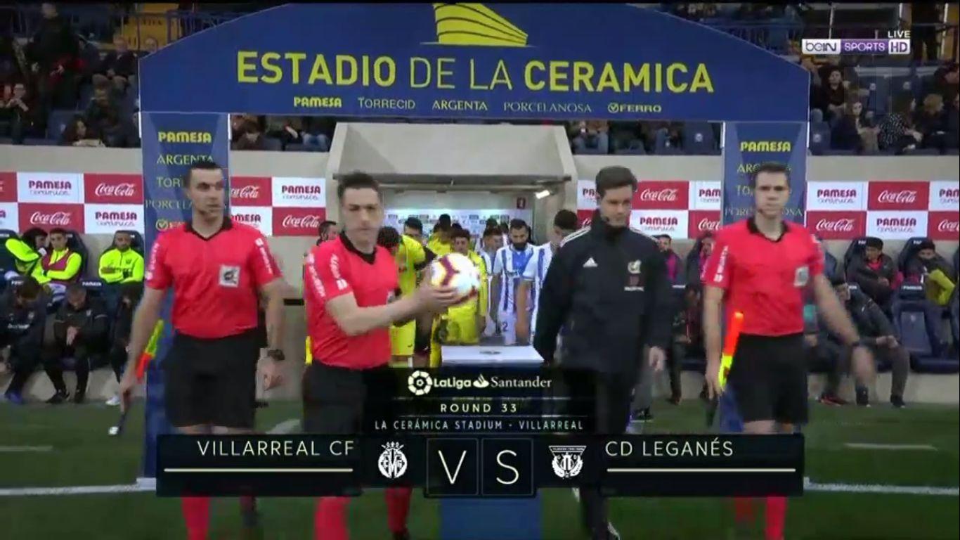 21-04-2019 - Villarreal 2-1 Leganes