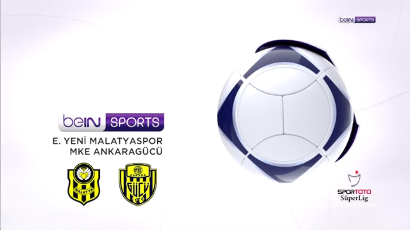 17-03-2019 - Yeni Malatyaspor 3-1 Ankaragucu