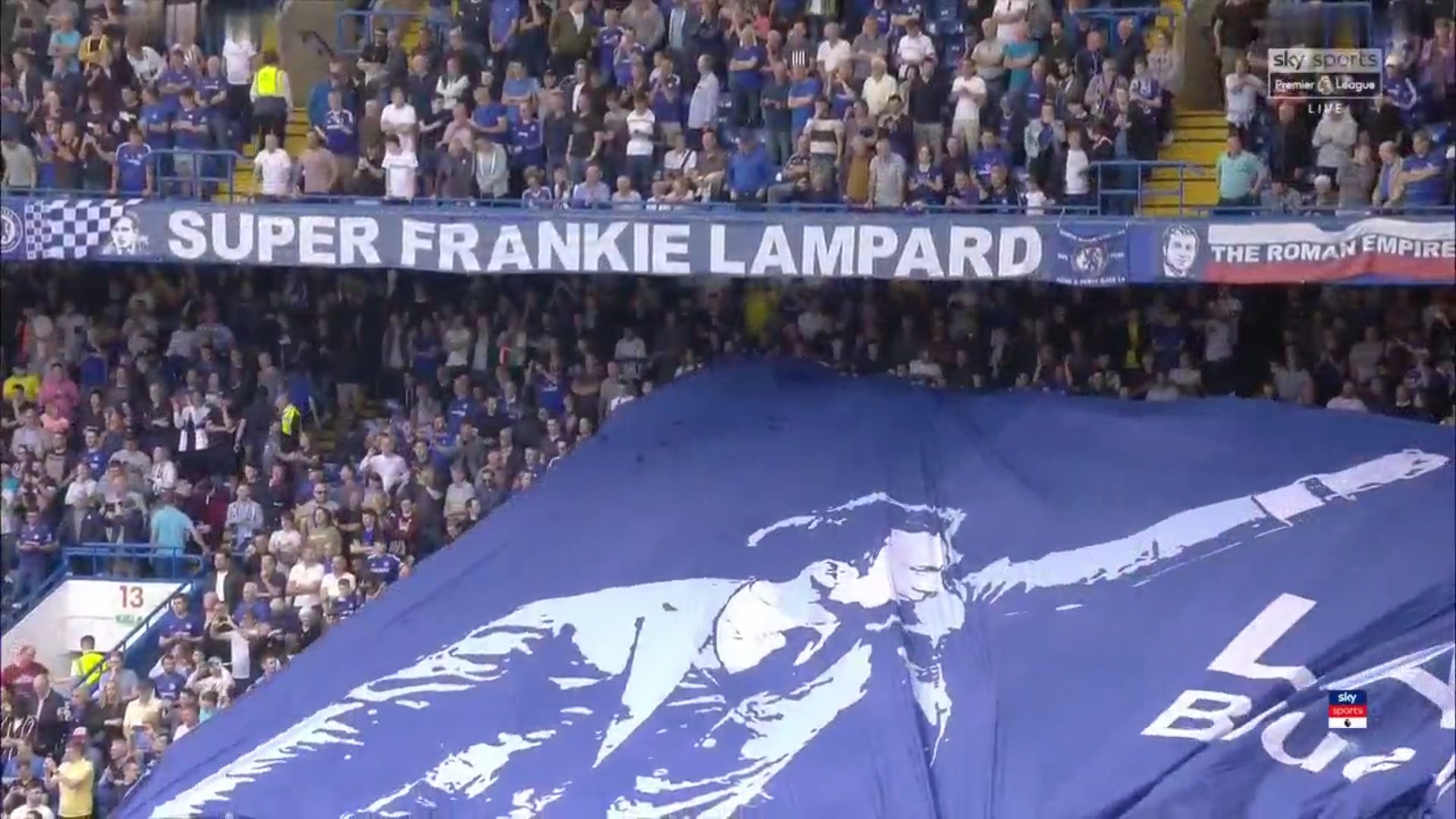 18-08-2019 - Chelsea 1-1 Leicester City