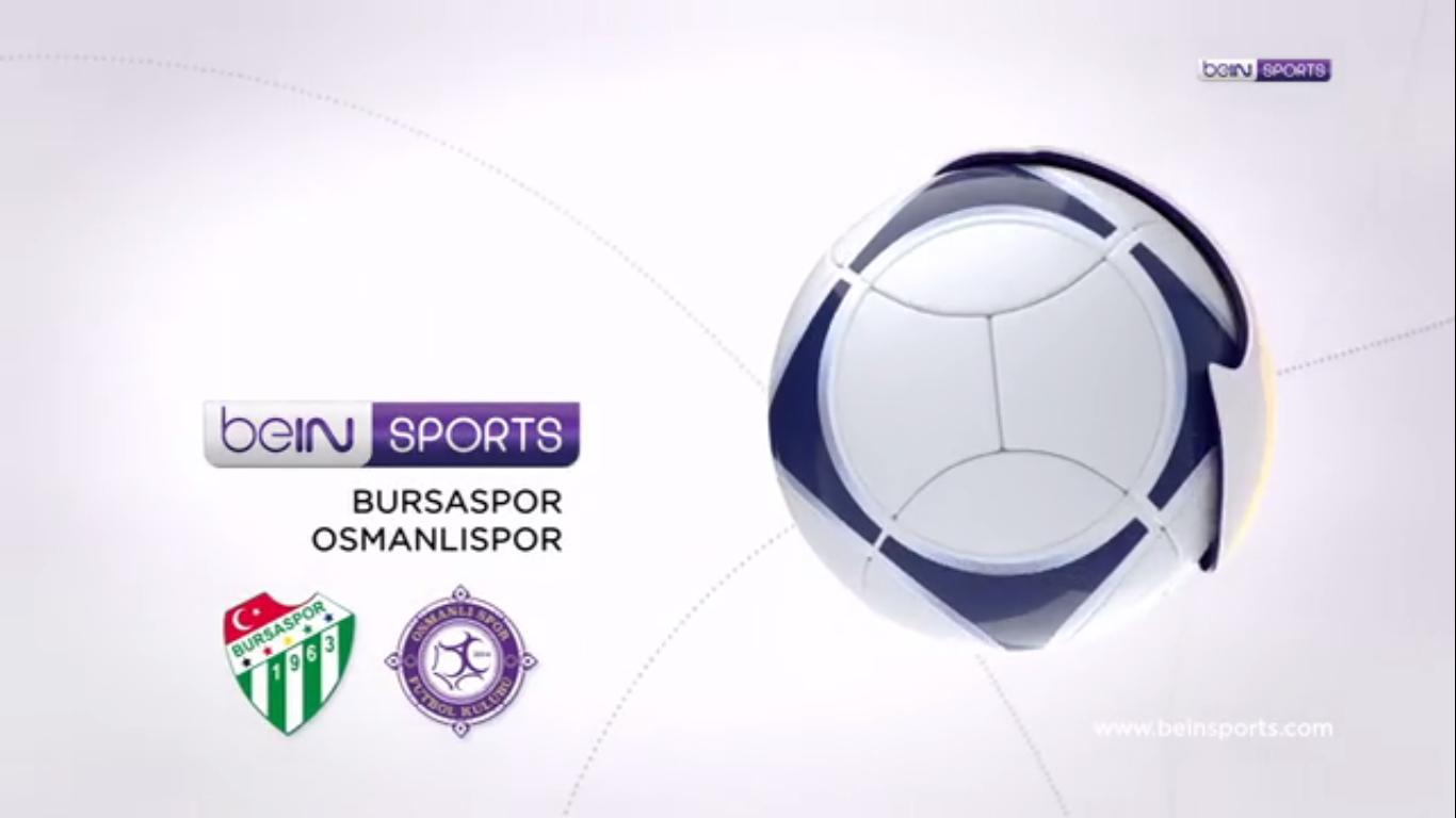 Bursaspor 3-1 Osmanlispor FK