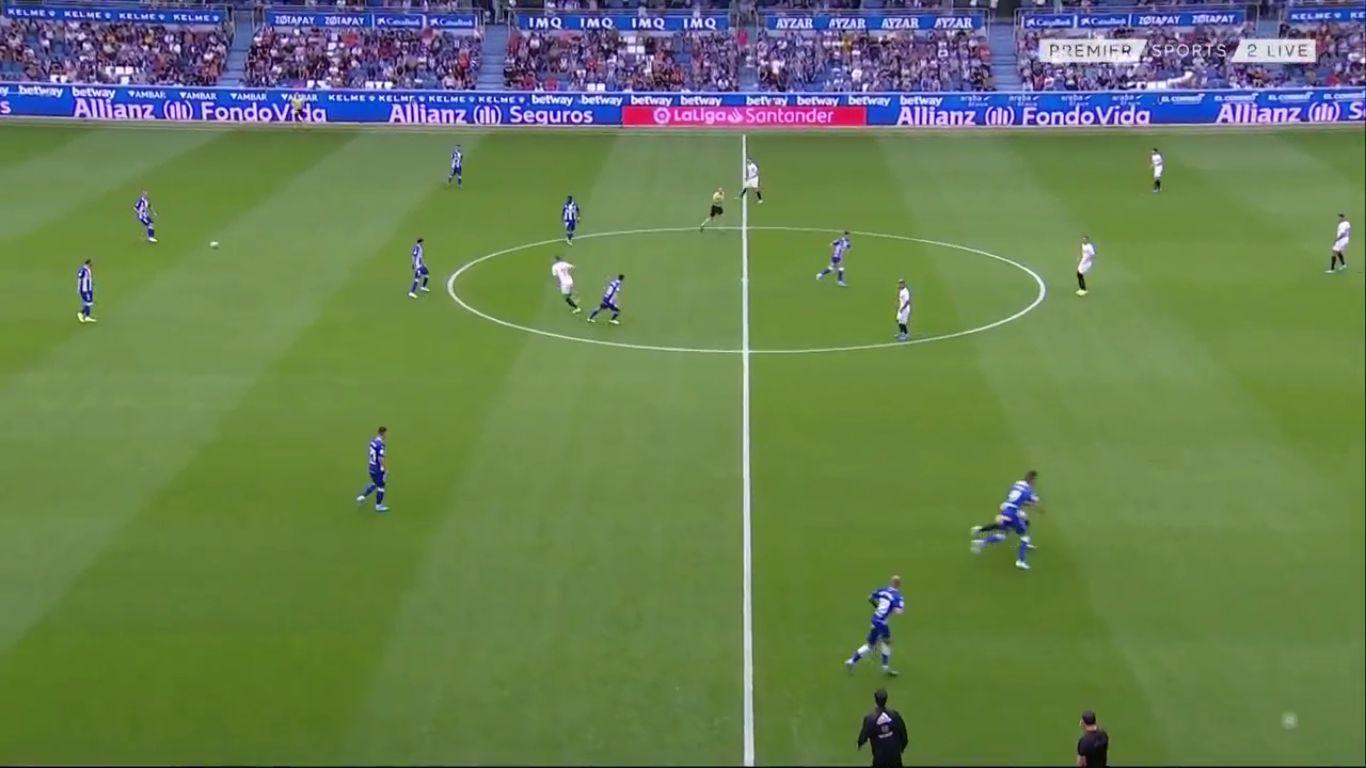 15-09-2019 - Deportivo Alaves 0-1 Sevilla