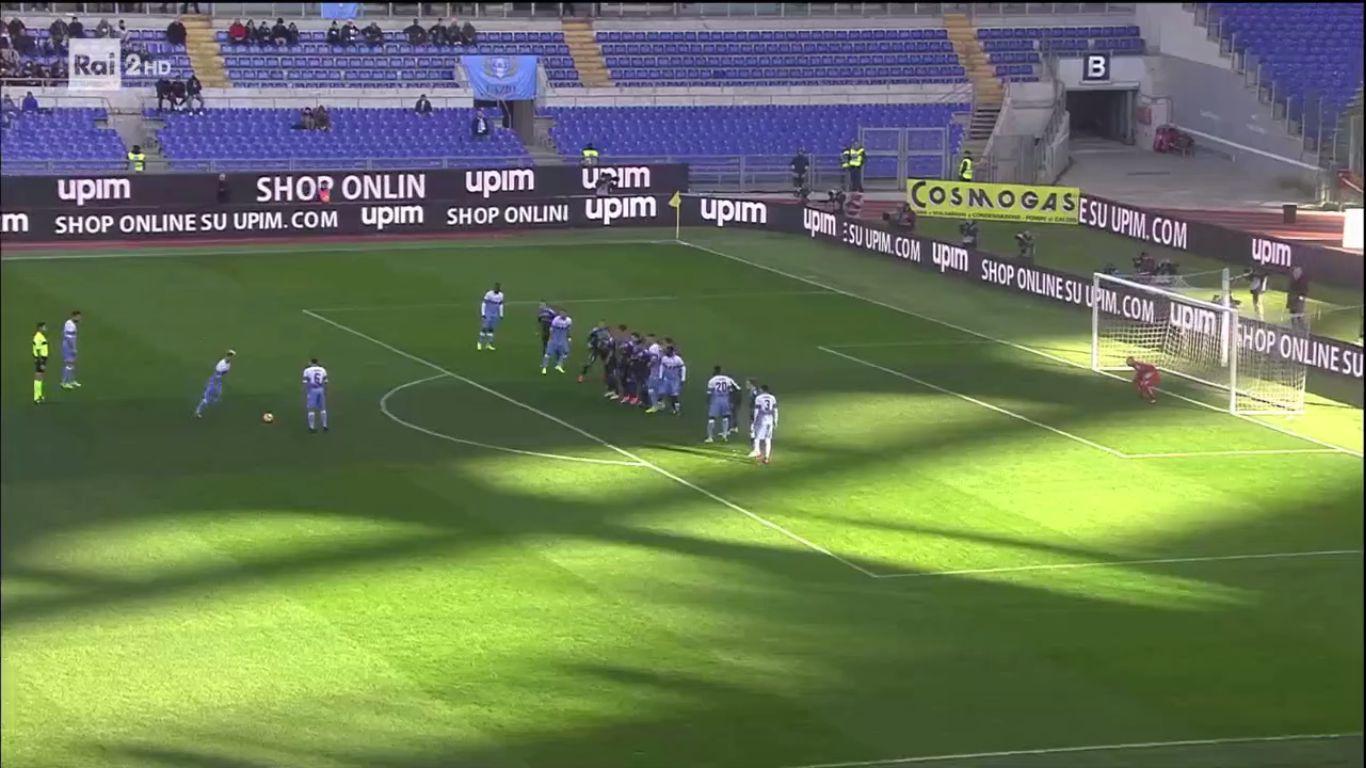 12-01-2019 - Lazio 4-1 Novara (COPPA ITALIA)