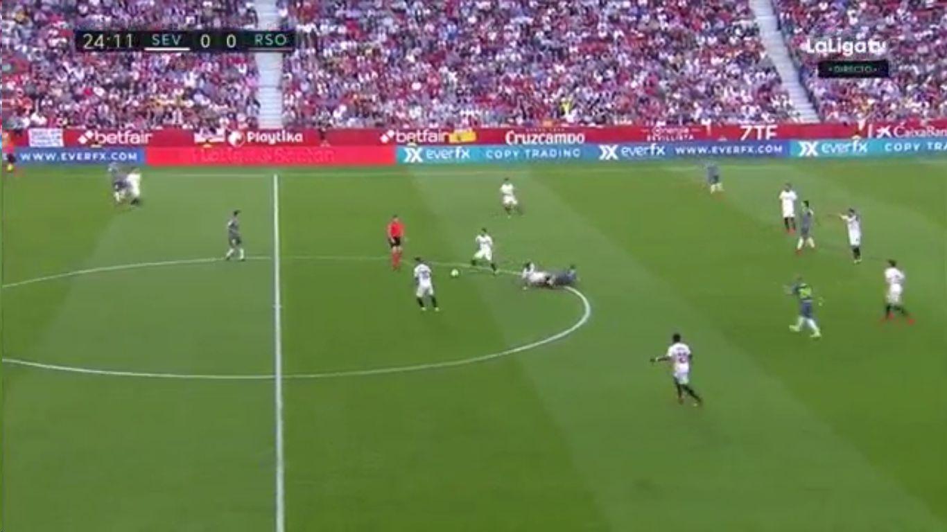 10-03-2019 - Sevilla 5-2 Real Sociedad