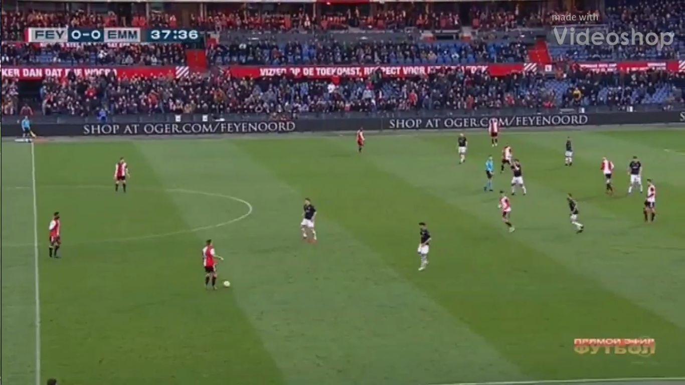 03-03-2019 - Feyenoord 4-0 FC Emmen