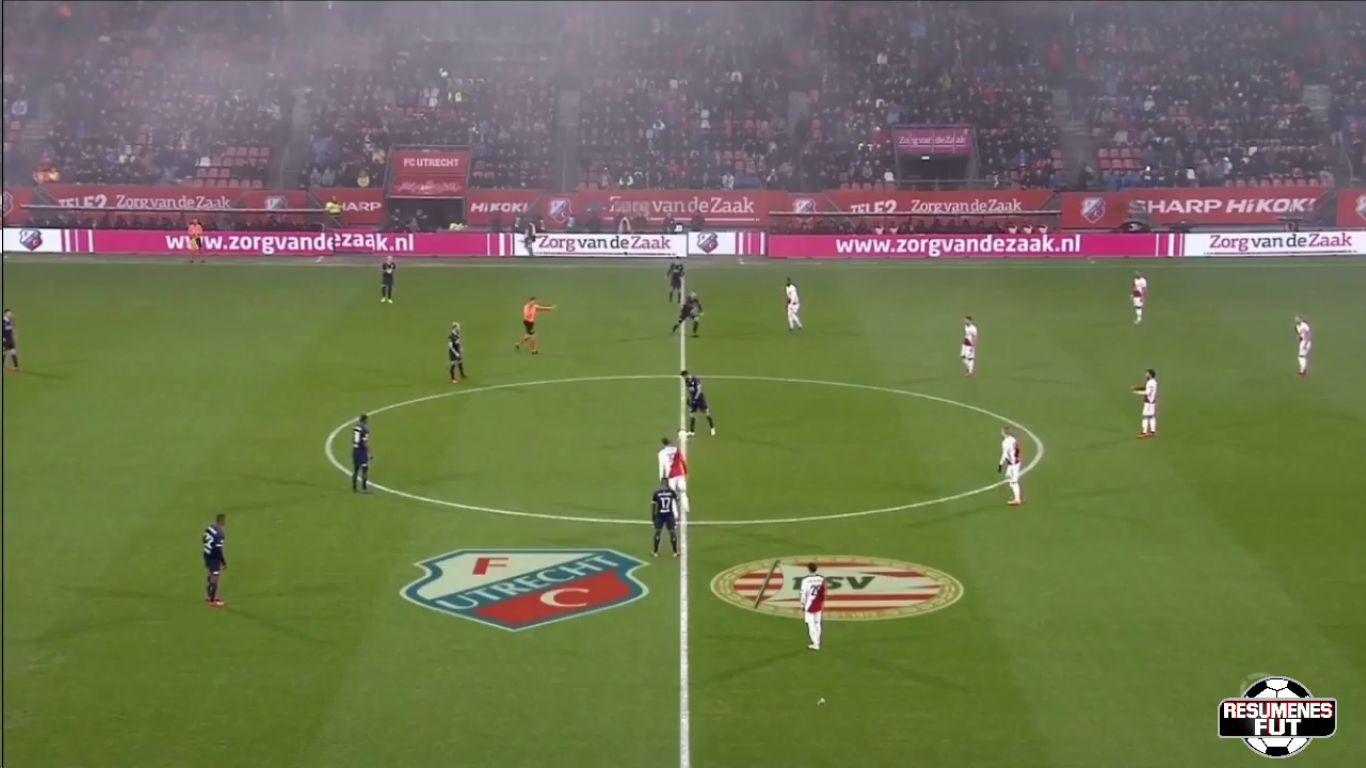 10-02-2019 - FC Utrecht 2-2 PSV Eindhoven
